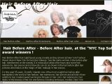http://www.hairbeforeafter.com