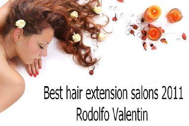 Rodolfo Valentin Hair Extensions